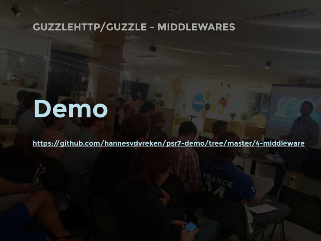 GUZZLEHTTP/GUZZLE - MIDDLEWARES Demo https:/ /g...