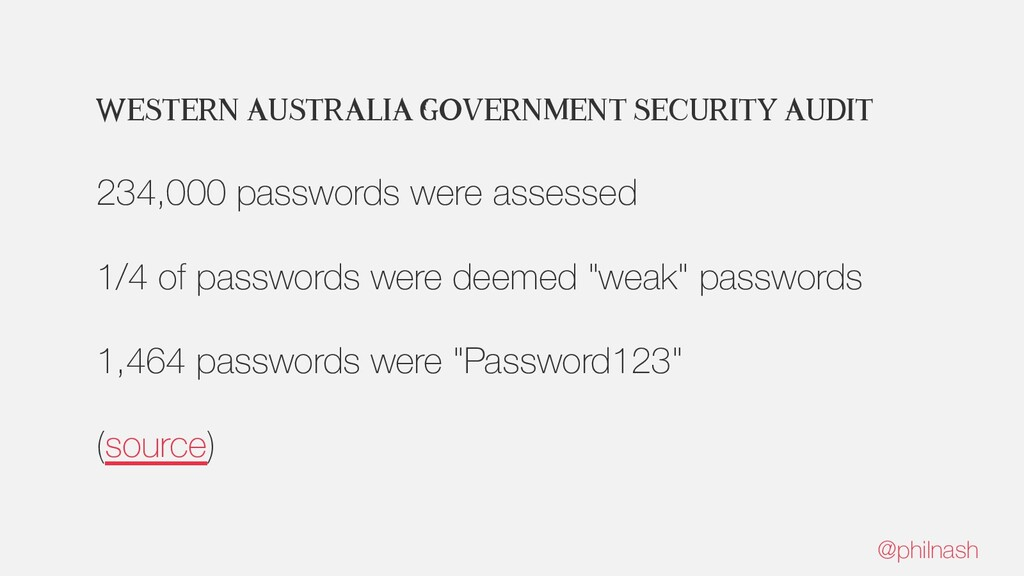 Western Australia Government Security Audit 234...