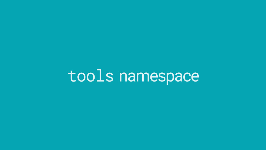 tools xmlns: namespace Built into the SDK/Andro...