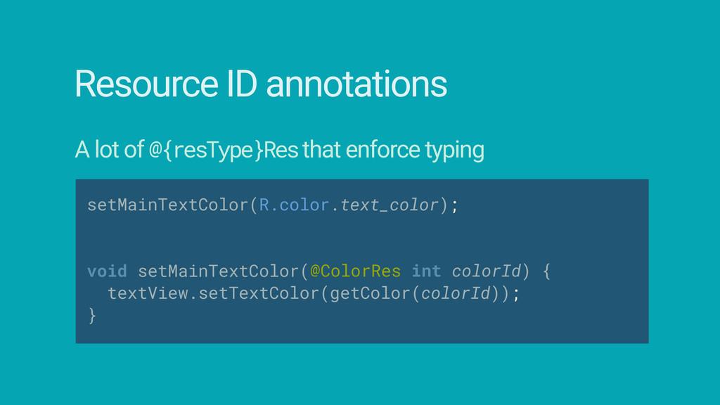 setMainTextColor(R.color.text_color);  void s...