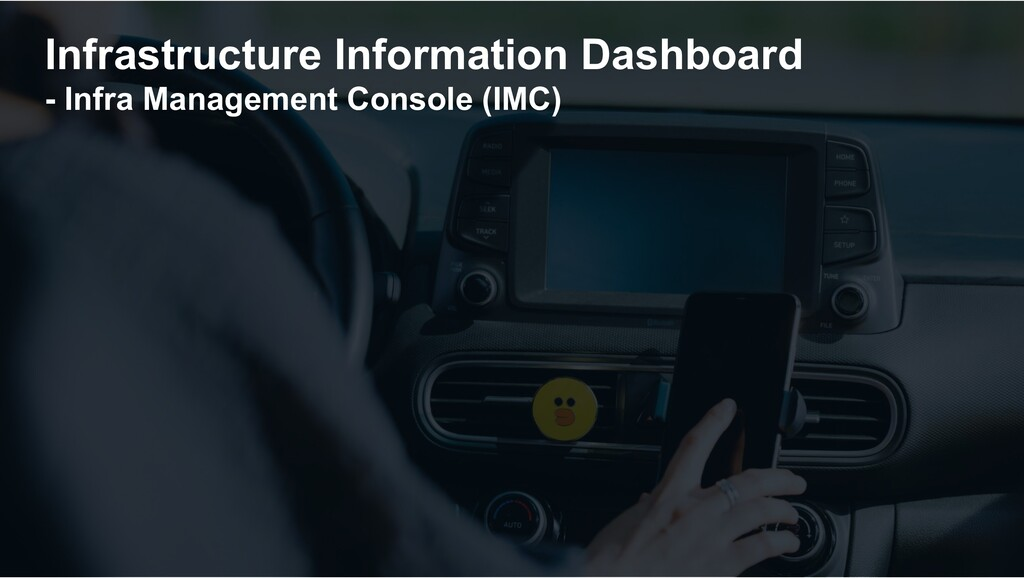 Infrastructure Information Dashboard - Infra Ma...