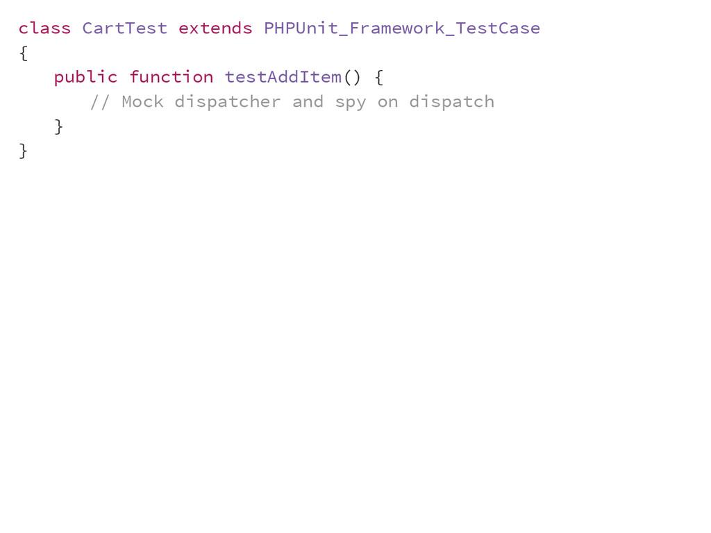 class CartTest extends PHPUnit_Framework_TestCa...