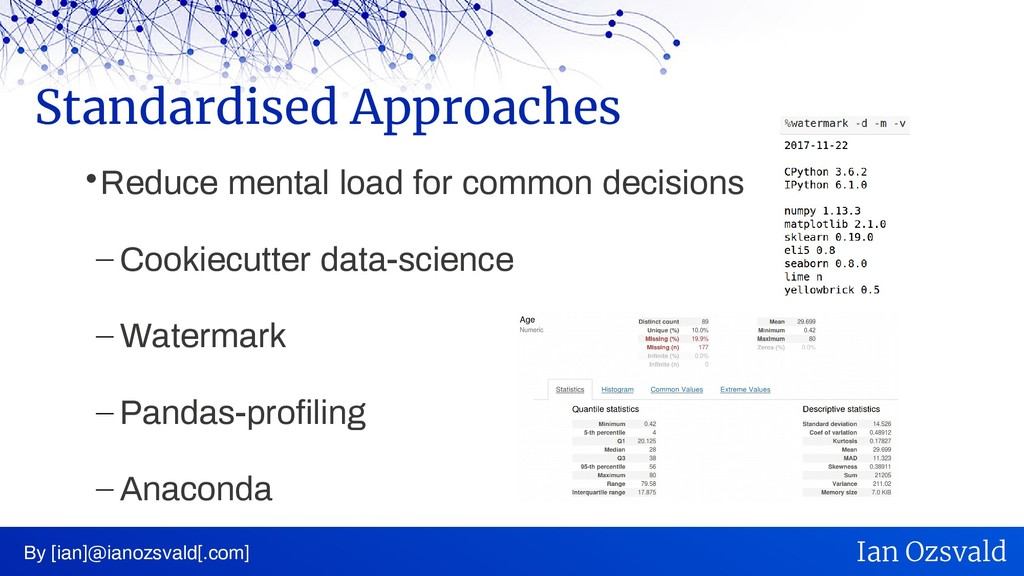  Reduce mental load for common decisions – Coo...