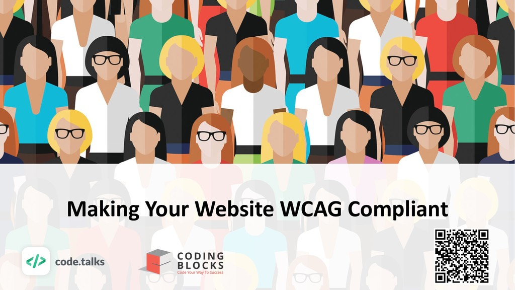 Making Your Website WCAG Compliant