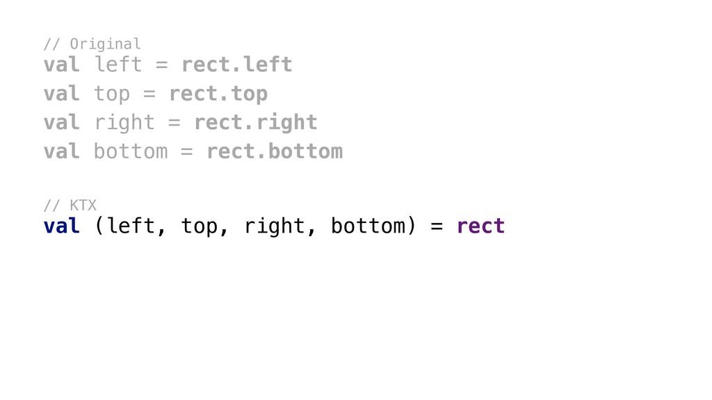 // Original val left = rect.left val top = rect...