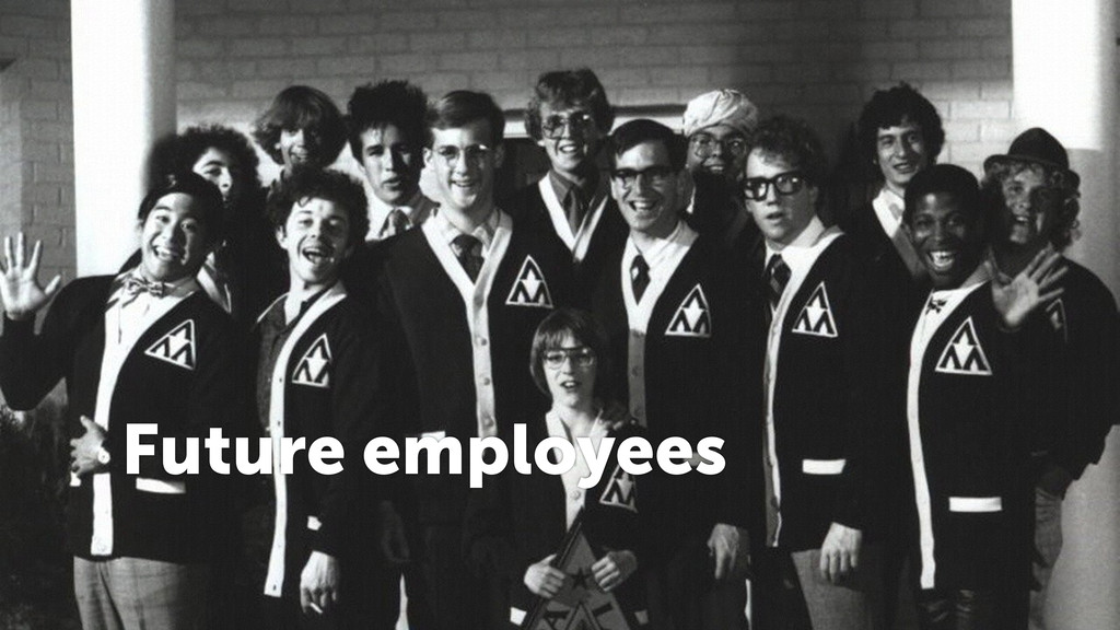Future employees