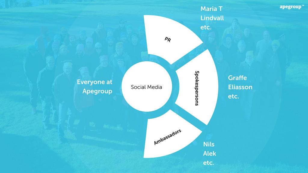 Social Media PR Spokespersons Ambassadors Every...