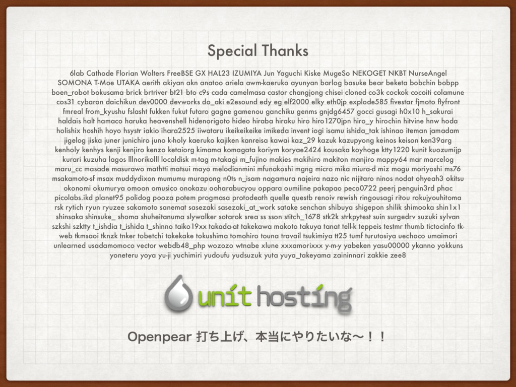 Special Thanks 6lab Cathode Florian Wolters Fre...