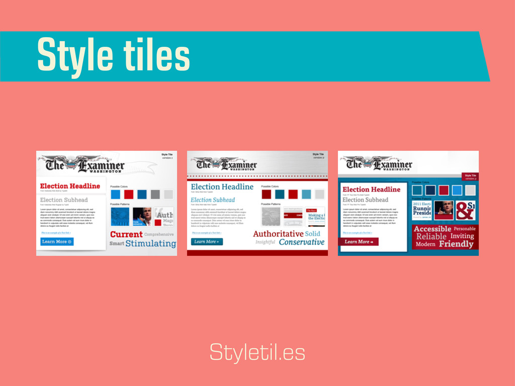 Styletil.es Style tiles