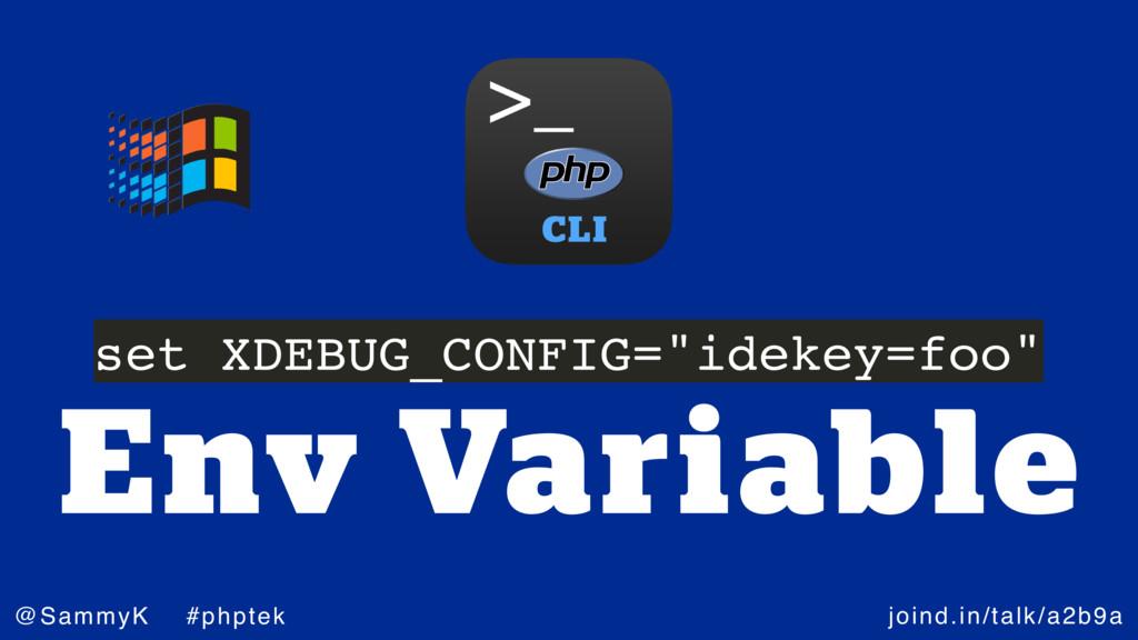 joind.in/talk/a2b9a @SammyK #phptek Env Variabl...