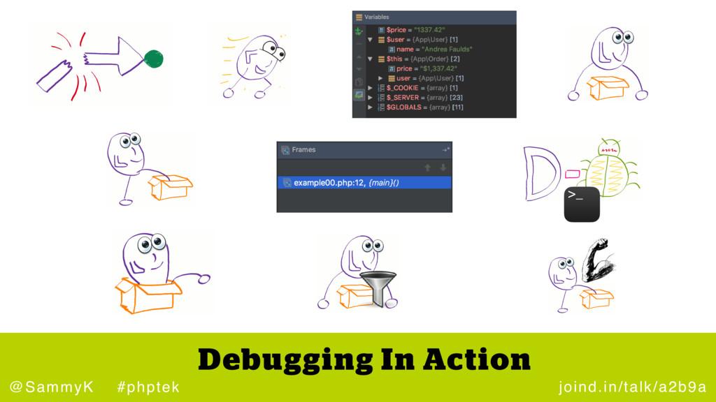 joind.in/talk/a2b9a @SammyK #phptek Debugging I...