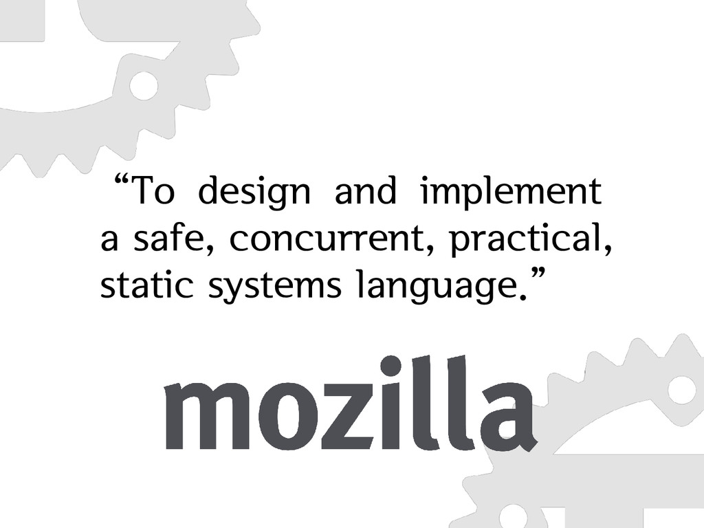 """To design and implement a safe, concurrent, pr..."