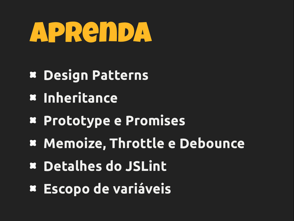 aprenda Design Patterns Inheritance Prototype e...