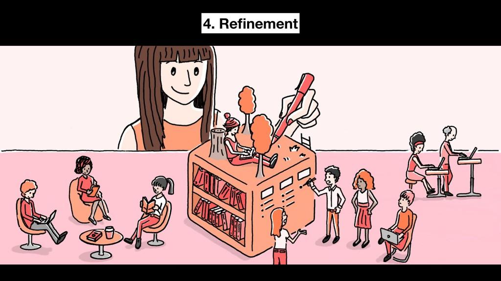 4. Refinement