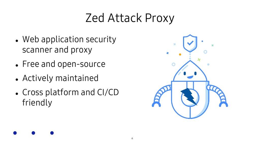 SOSCON Russia 2021 Zed Attack Proxy  Web appli...