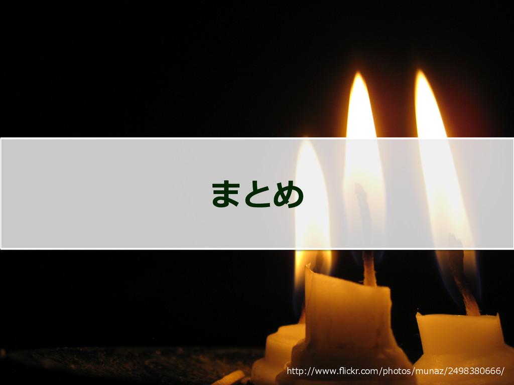 まとめ http://www.flickr.com/photos/munaz/249838066...
