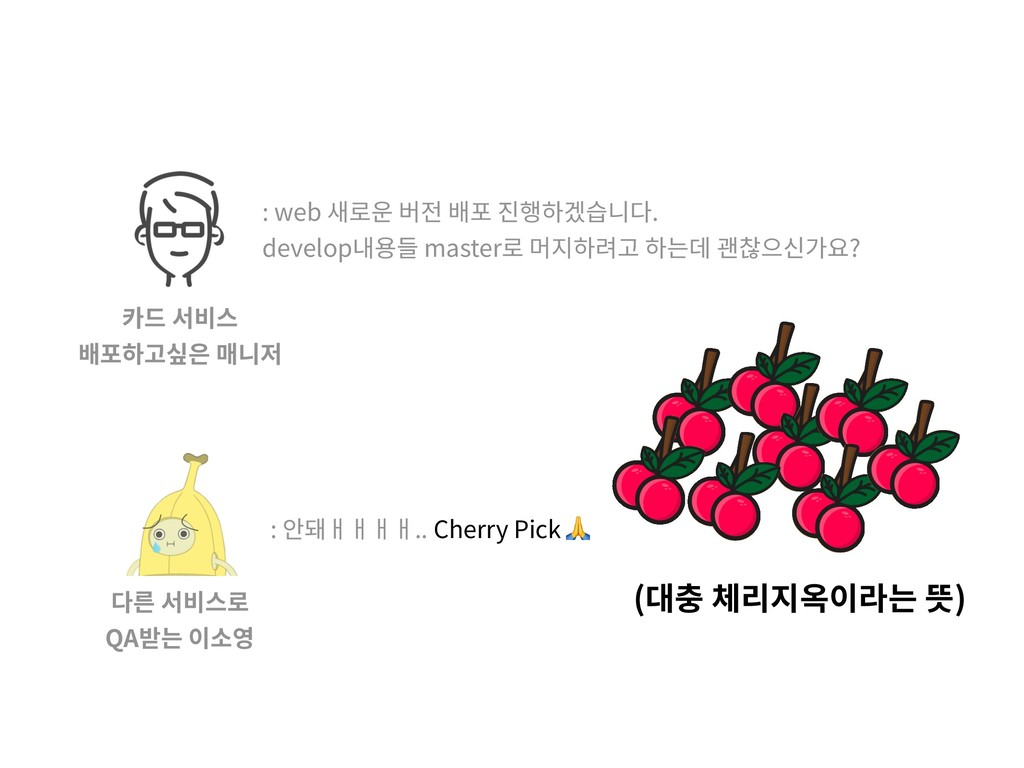 ( ) : web . develop master ? : .. Cherry Pick  ...