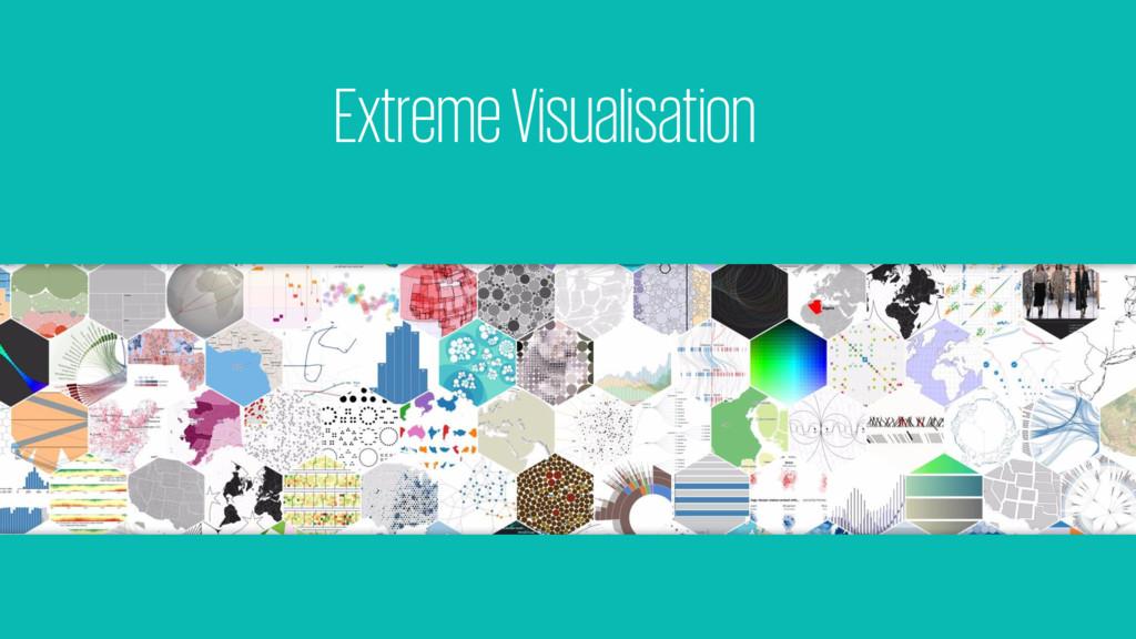 Extreme Visualisation