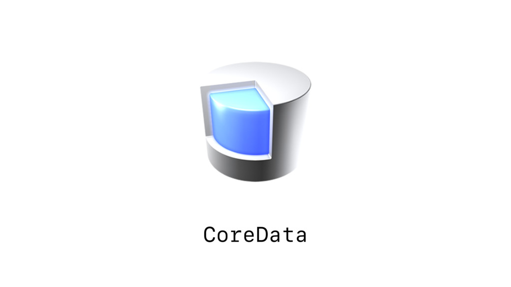CoreData