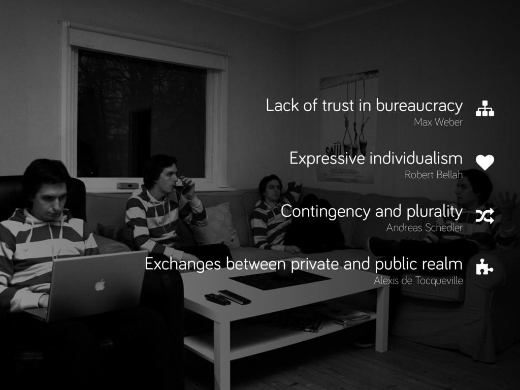 Lack of trust in bureaucracy Max Weber Expressi...