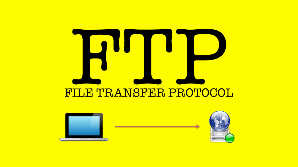 FILE TRANSFER PROTOCOL