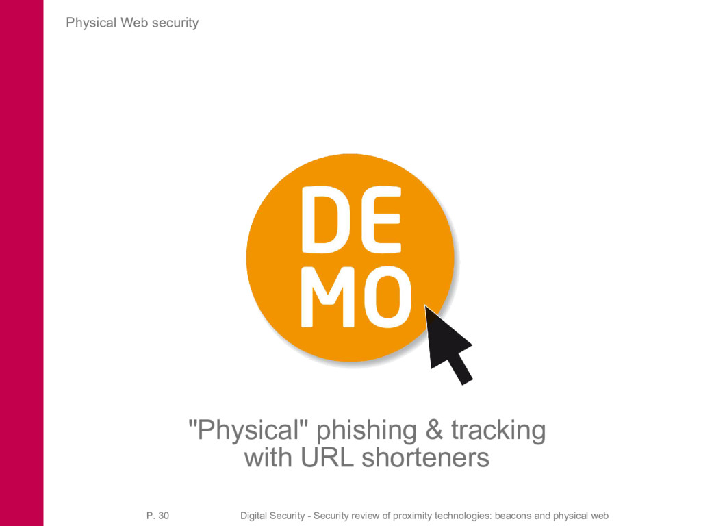 Physical Web security P. 30 Digital Security - ...
