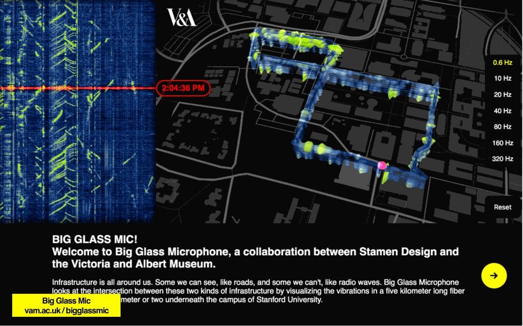 Big Glass Mic vam.ac.uk / bigglassmic