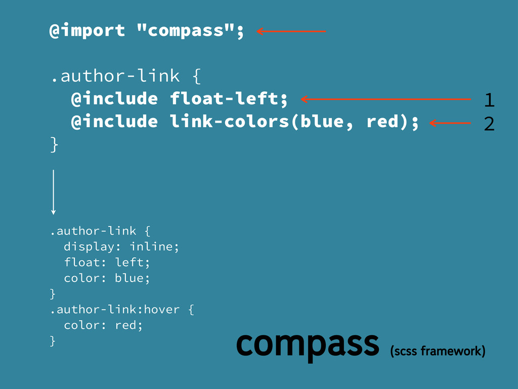 "@import ""compass""; .author-link { @include floa..."