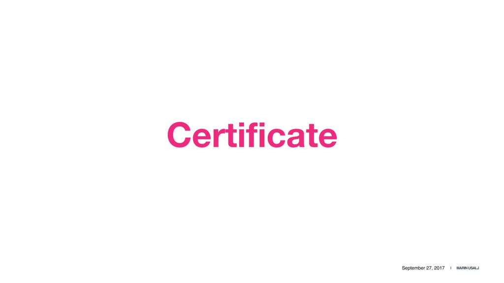 September 27, 2017 | MARIN USALJ Certificate