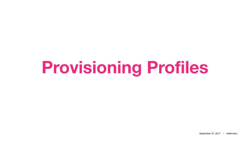 September 27, 2017 | MARIN USALJ Provisioning P...