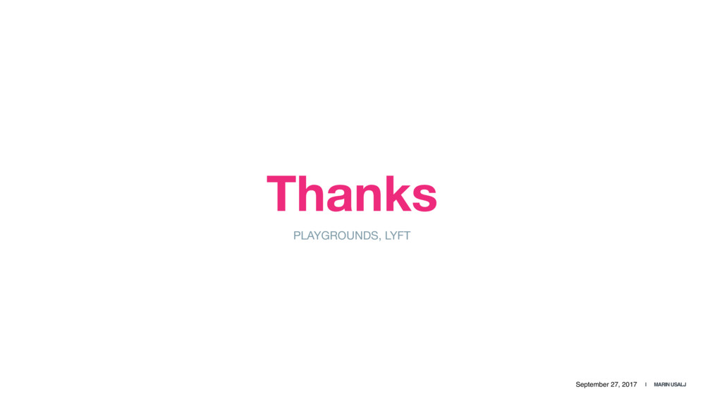 September 27, 2017 | MARIN USALJ Thanks PLAYGRO...