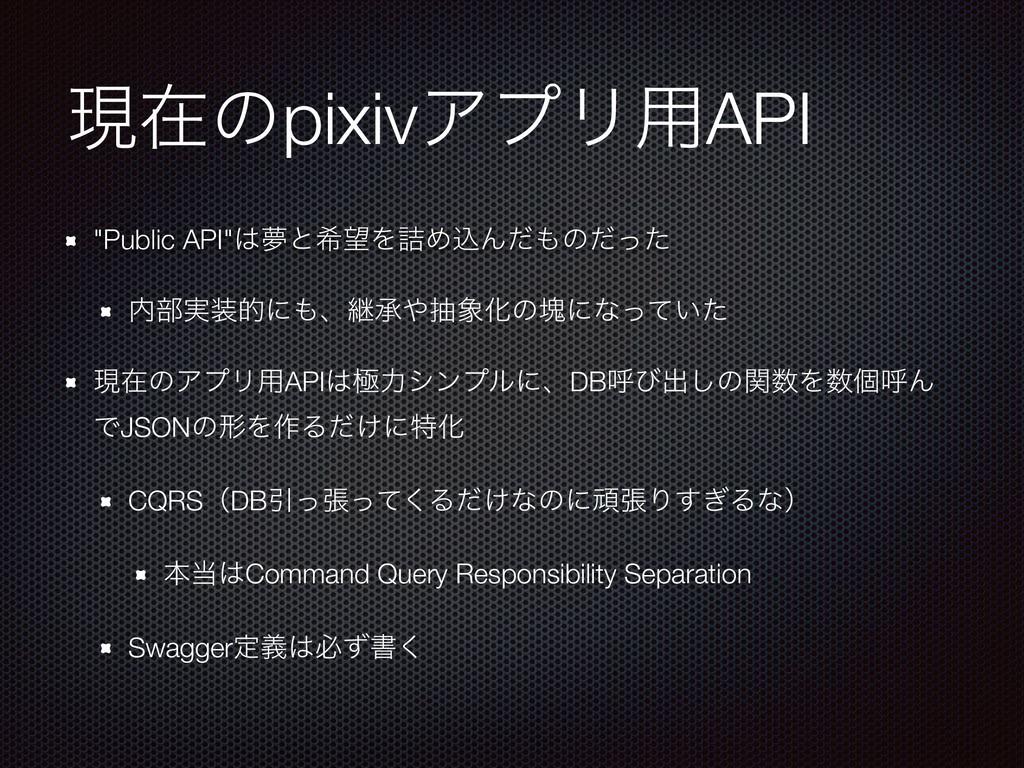 "ݱࡏͷpixivΞϓϦ༻API ""Public API""ເͱرΛ٧ΊࠐΜͩͷͩͬͨ ෦..."