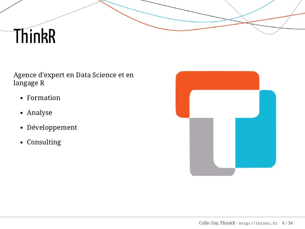 Agence d'expert en Data Science et en langage R...