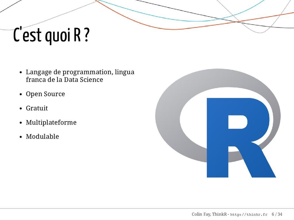 Langage de programmation, lingua franca de la D...