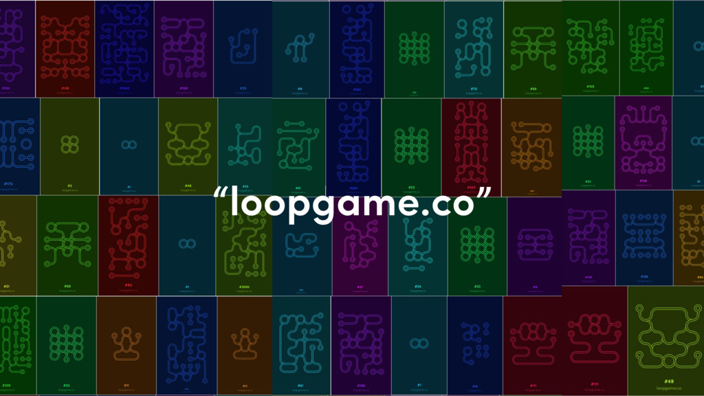 """loopgame.co"""
