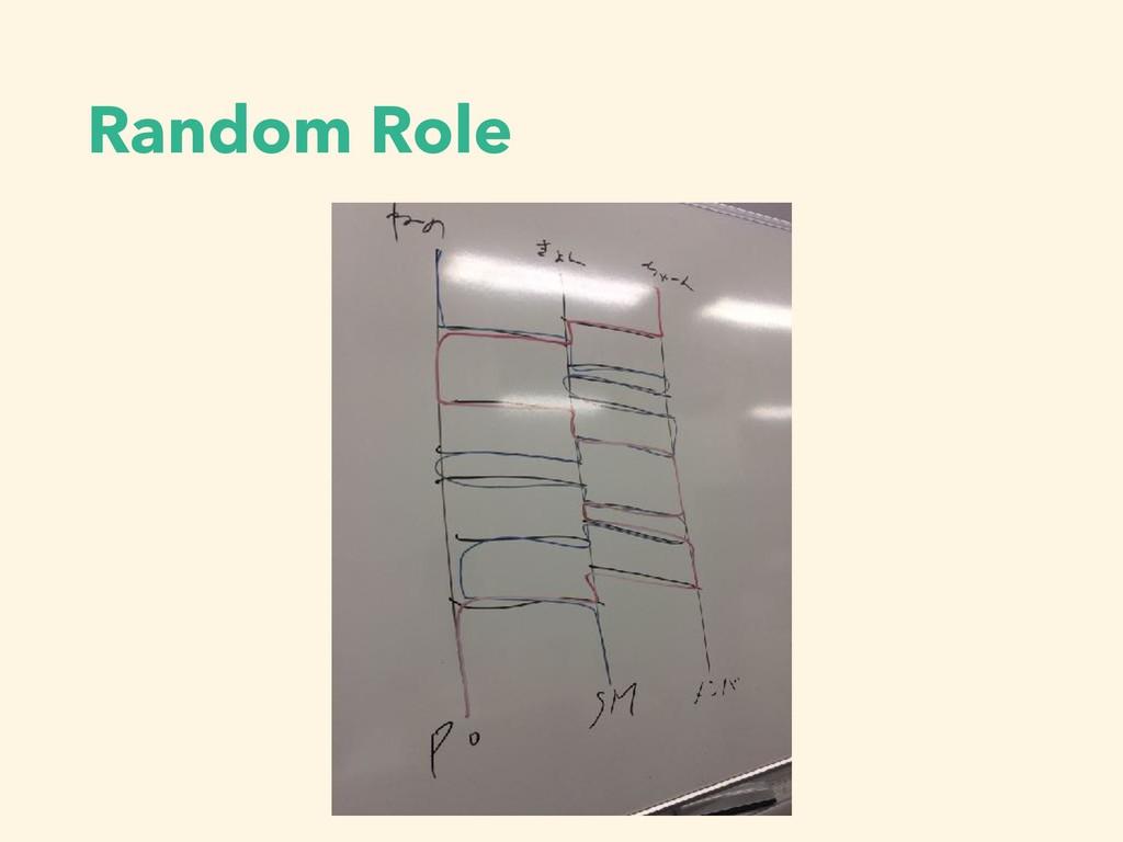 Random Role