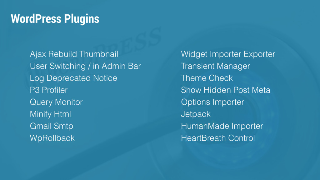 WordPress Plugins Ajax Rebuild Thumbnail User S...