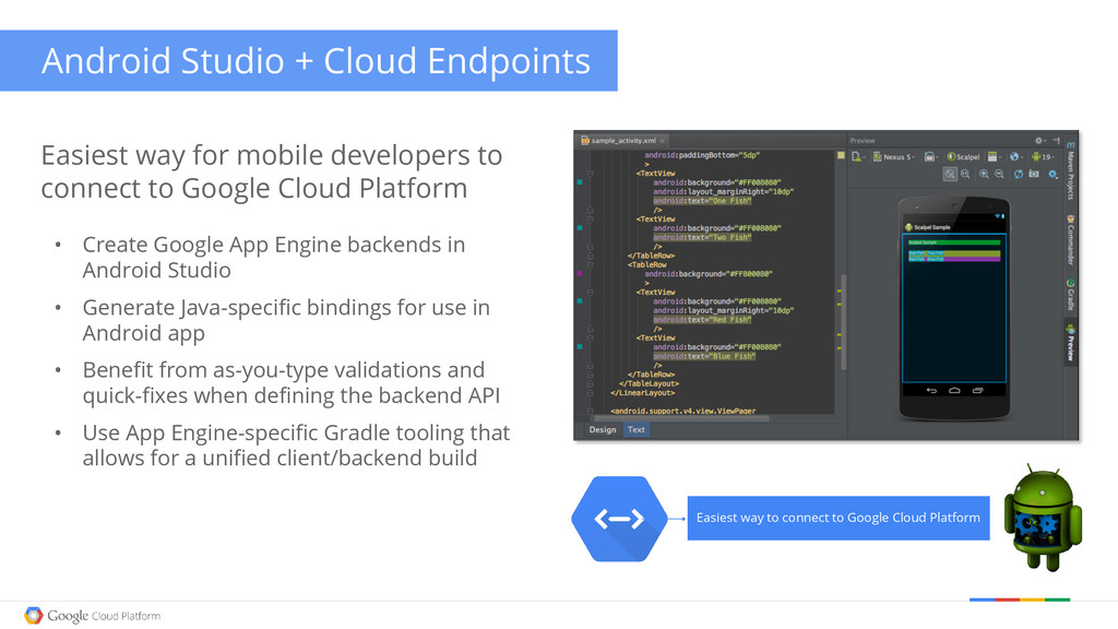 Android Studio + Cloud Endpoints Easiest way fo...