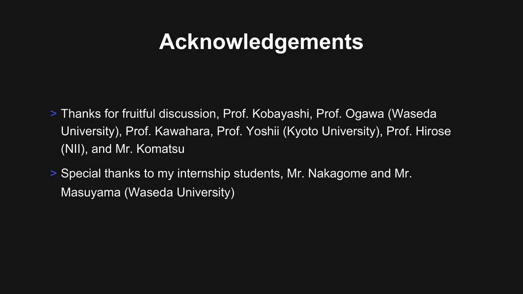 Acknowledgements > Special thanks to my interns...