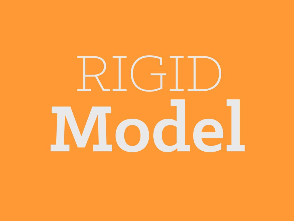 RIGID Model