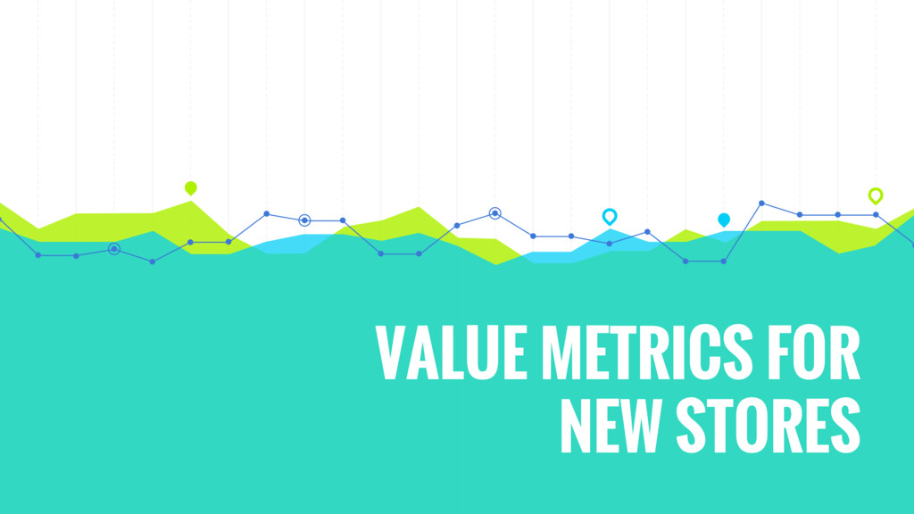 VALUE METRICS FOR NEW STORES