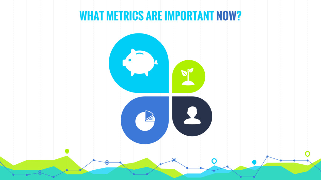 WHAT METRICS ARE IMPORTANT NOW?