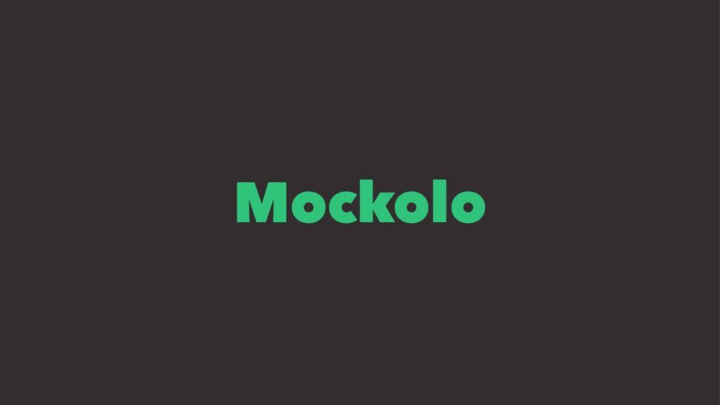 Mockolo