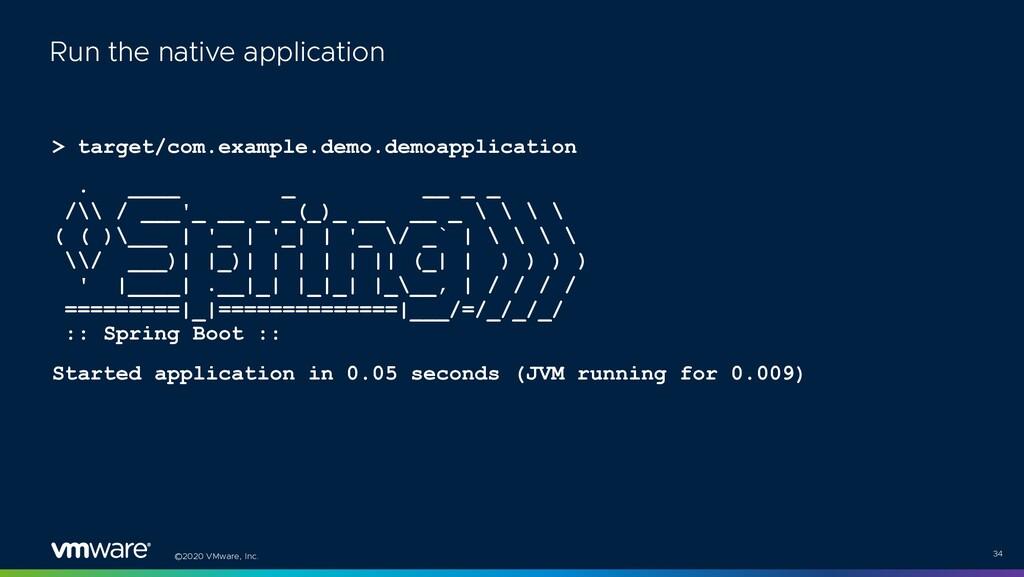 ©2020 VMware, Inc. > target/com.example.demo.de...
