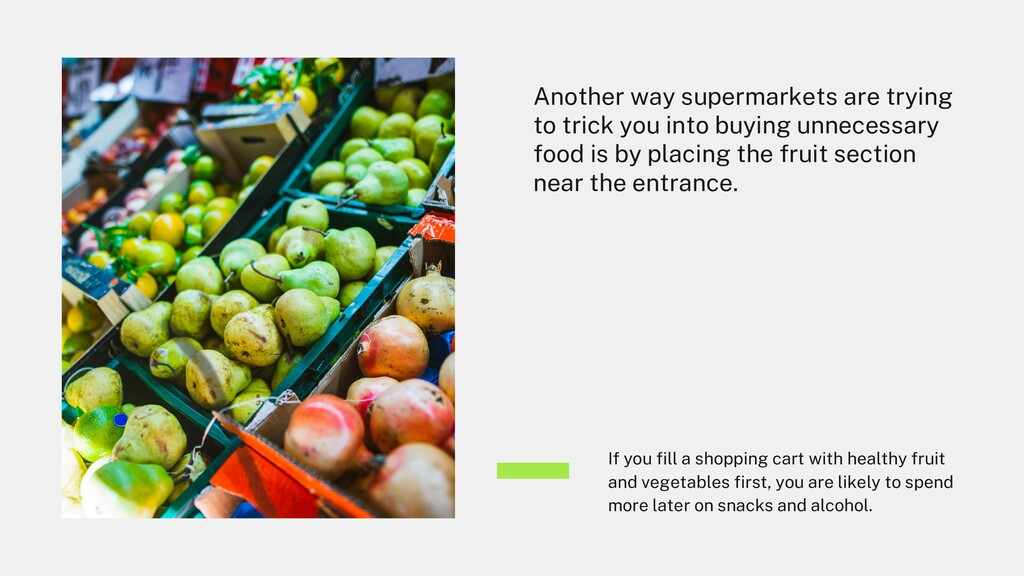 Another way supermarkets are trying to trick yo...