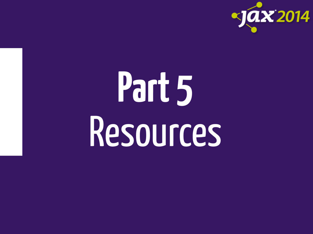 Part 5 Resources