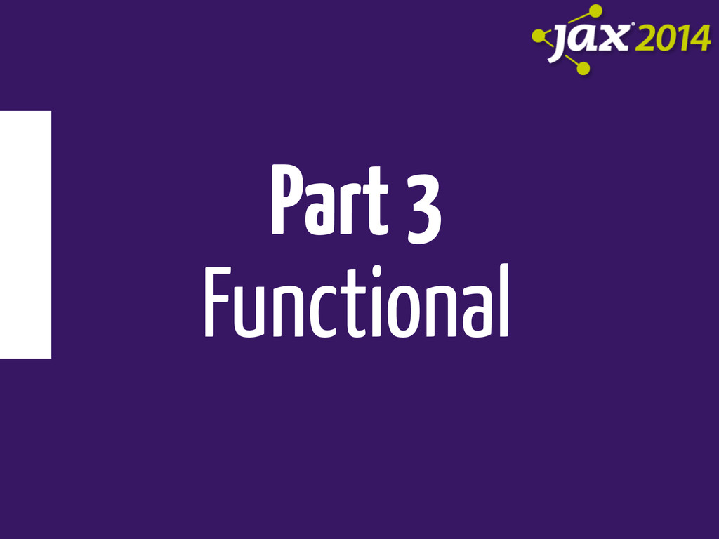 Part 3 Functional