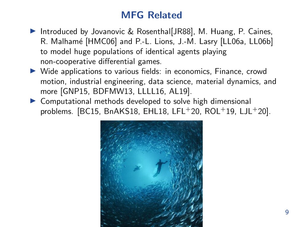 MFG Related I Introduced by Jovanovic & Rosenth...