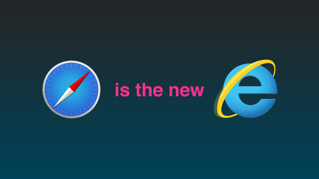 is the new
