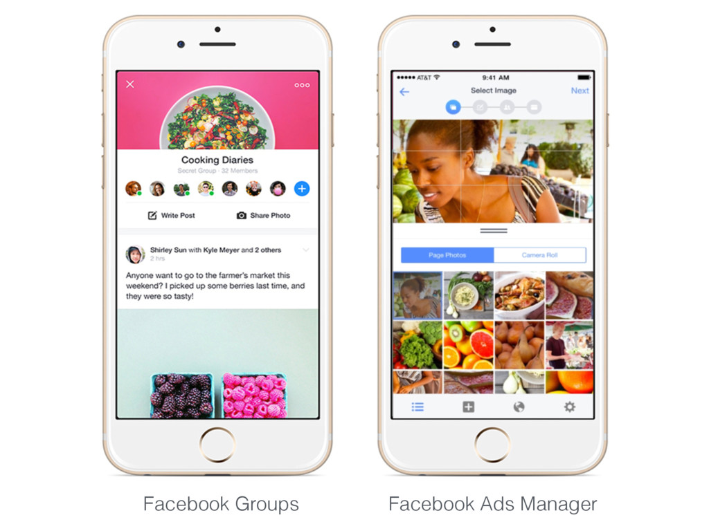 Facebook Groups Facebook Ads Manager